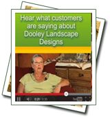 client giving testimonial
